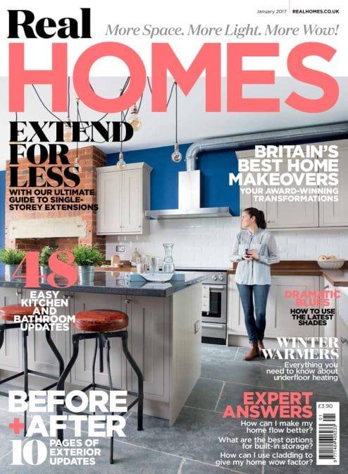Real Homes, January 2017
