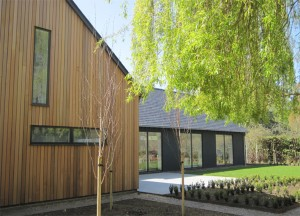 new dwelling | land to rear of Green Willows, Cumnor