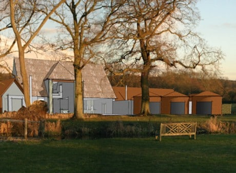 Bere Leys feature replacement family dwelling